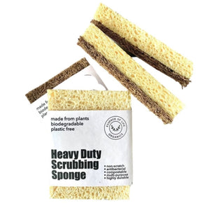 Heavy Duty Scrubbing Sponge by Essence of Life