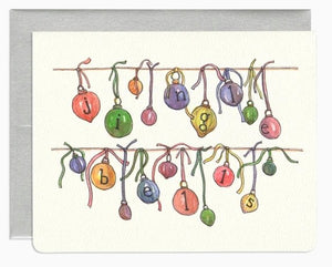 Jingle Bells Card by Gotamago