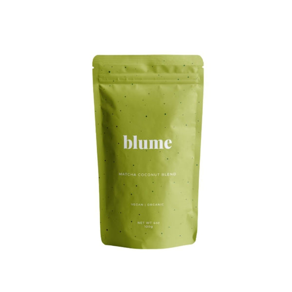 Matcha Coconut Blend by It's Blume