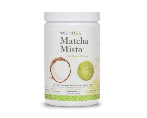 Matcha Misto by WithinUs