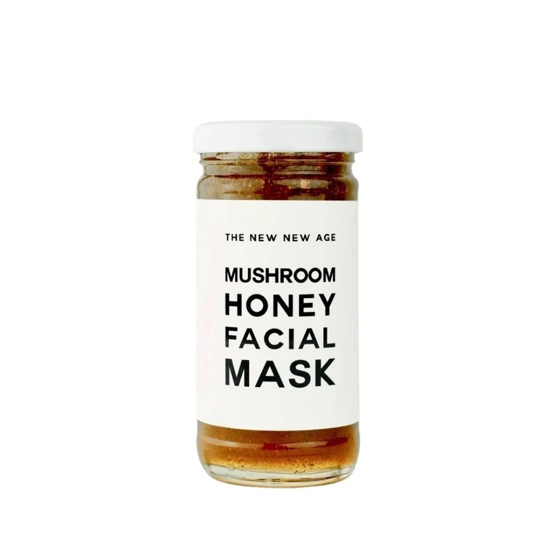 Mushroom Honey Facial Mask by The New New Age