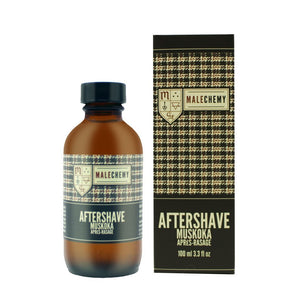 Muskoka Aftershave by Malechemy