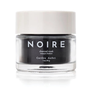 Noire Charcoal Mask by Cardea AuSet