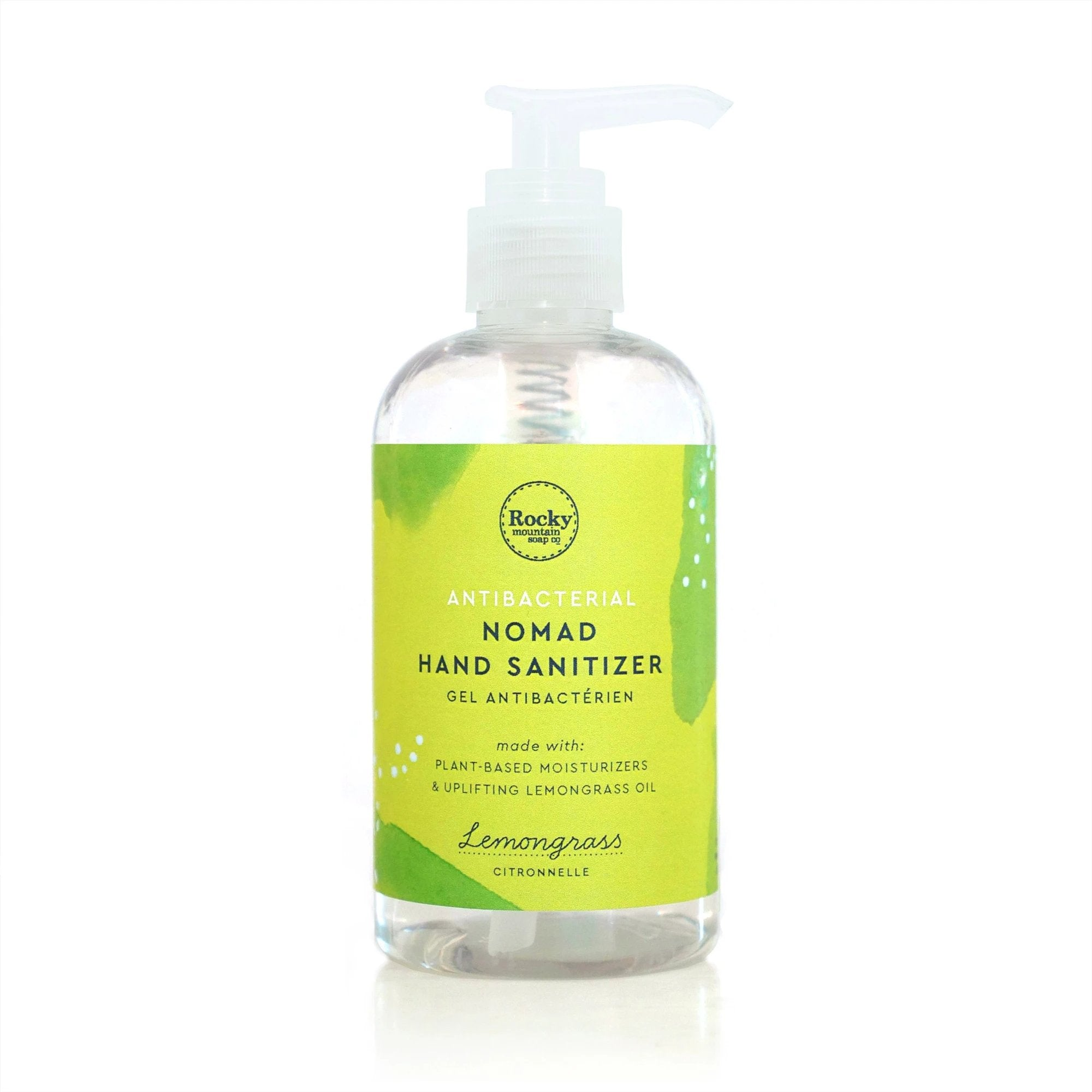 Nomad Hand Sanitizer by Rocky Mountain Soap Company