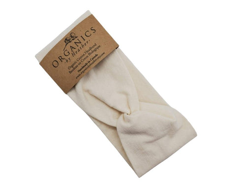 Organic Cotton Twist Headband by Organics by Heather