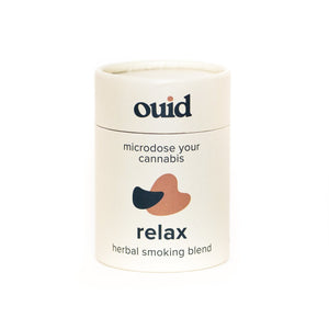 Relax Herbal Smoking Blend by Ouid