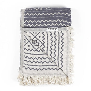 Roan Throw by Sunday Dry Goods
