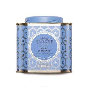 Rouge Provence Tea by Sloane Fine Tea Merchants