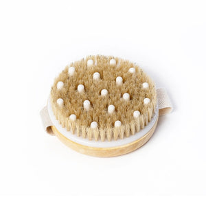 Round Dry Brush by Cocoon Apothecary