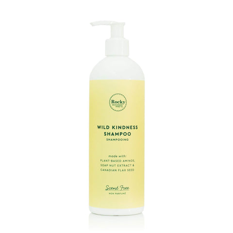 Scent Free Natural Shampoo by Rocky Mountain Soap Company