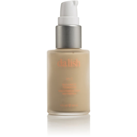 Silk-to-Matte Foundation by Dalish