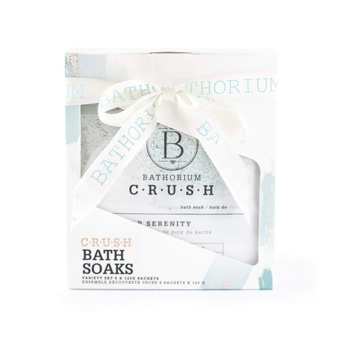 Six Pack Bath Soaks by Bathorium