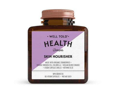 Skin Nourisher by Well Told Health