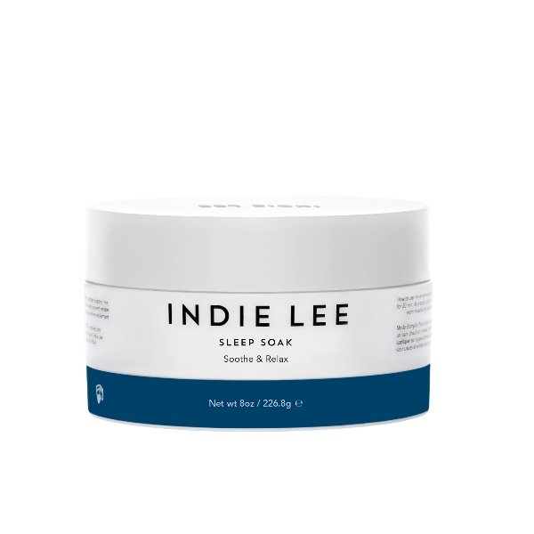 Sleep Soak by Indie Lee