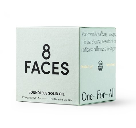 Solid Facial Oil by 8 Faces