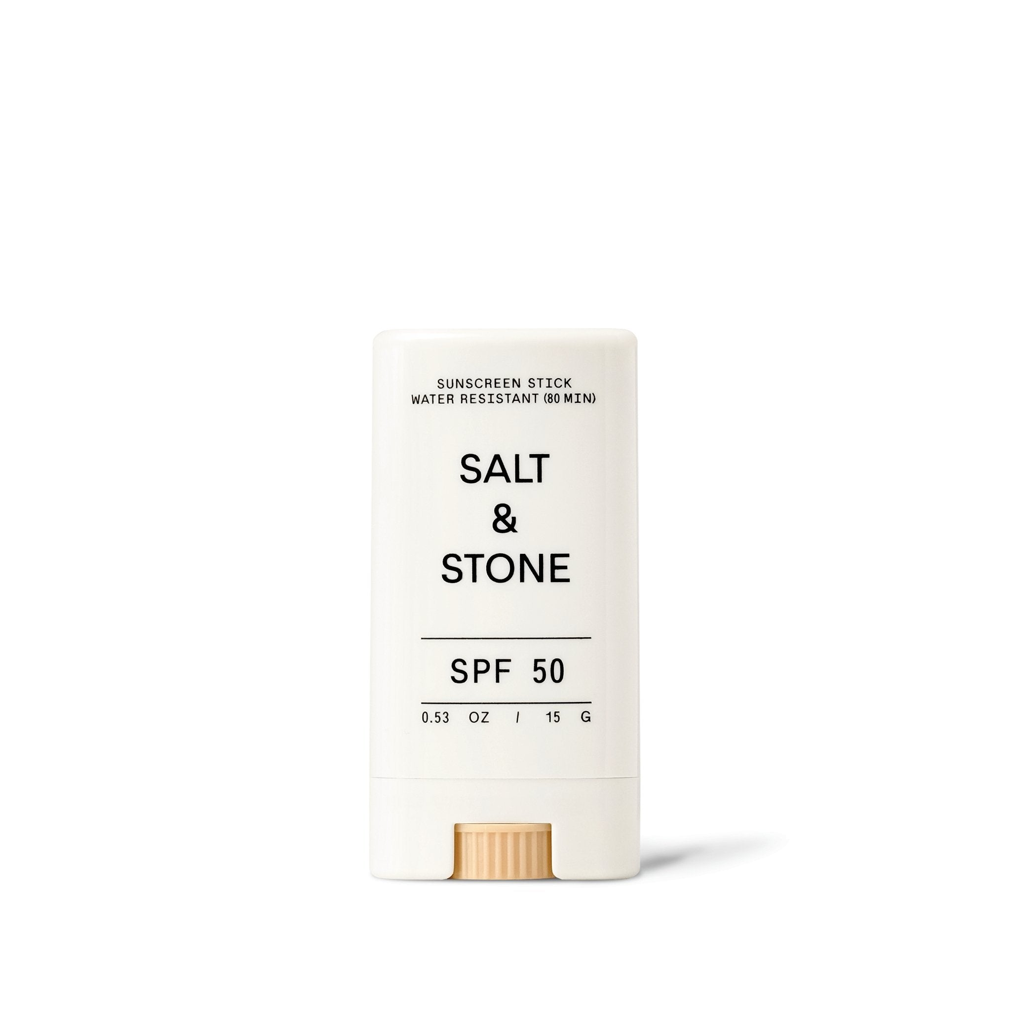 SPF 50 Face Sunscreen Stick by Salt and Stone
