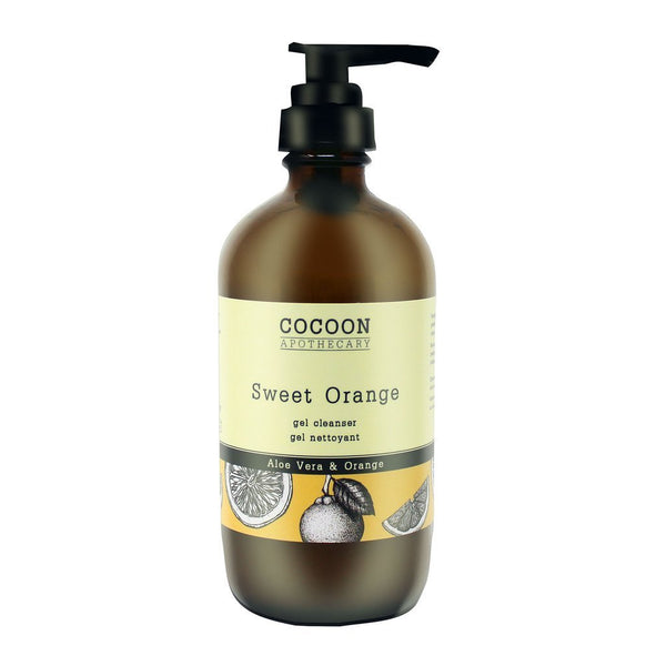 Sweet Orange Gel Cleanser by Cocoon Apothecary