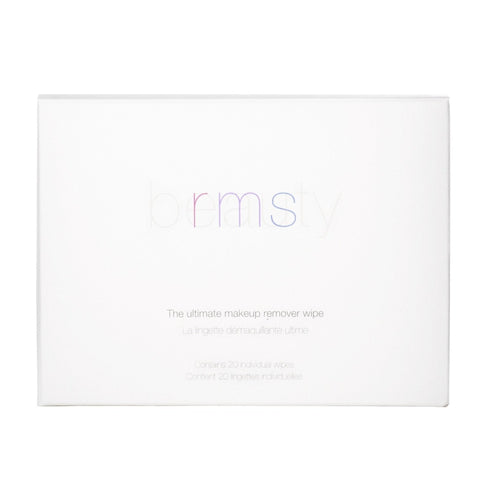 The Ultimate Make Up Remover Wipes by RMS Beauty