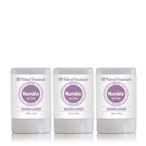 Travel Size Deodorant by Humble