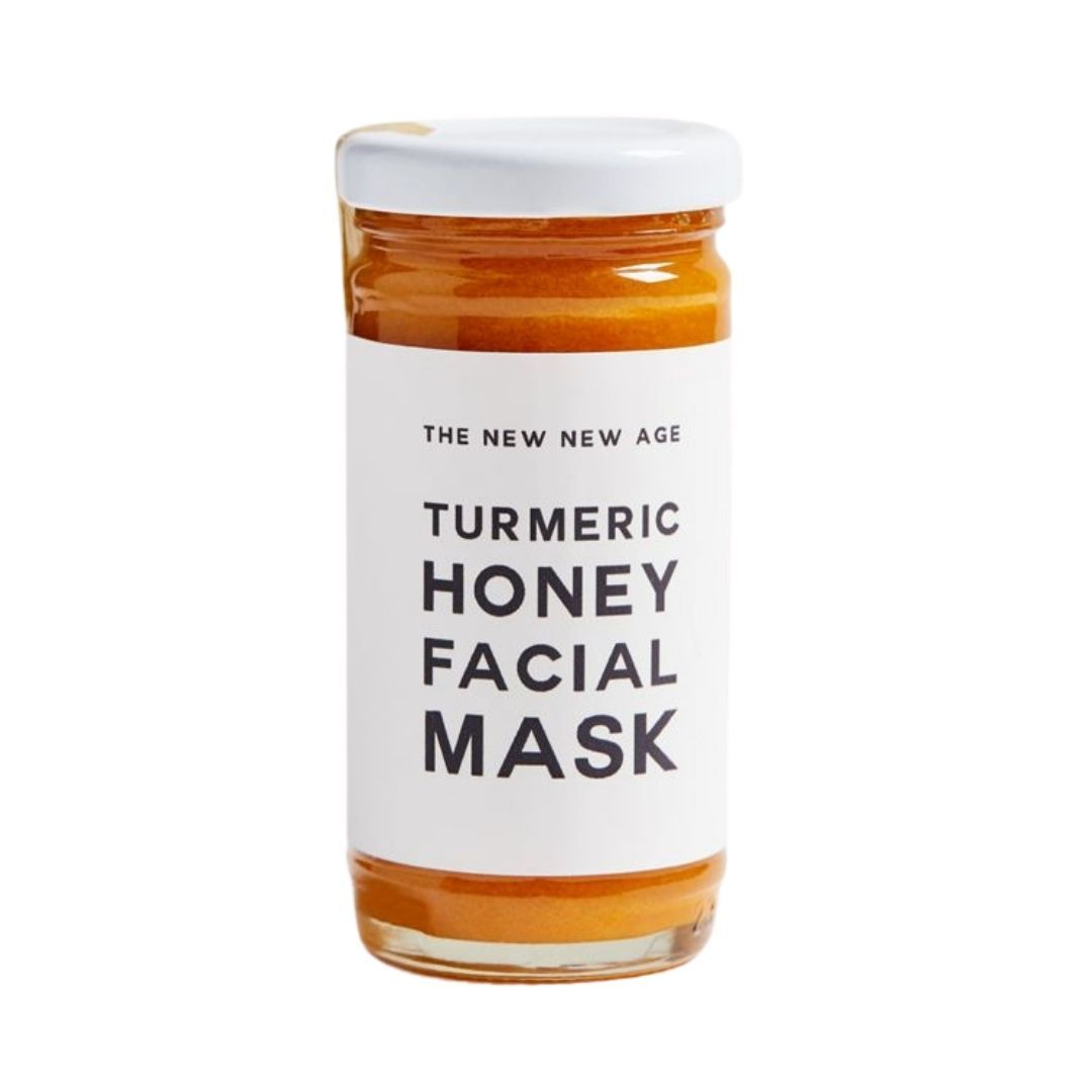 Turmeric and Honey Facial Mask by The New New Age