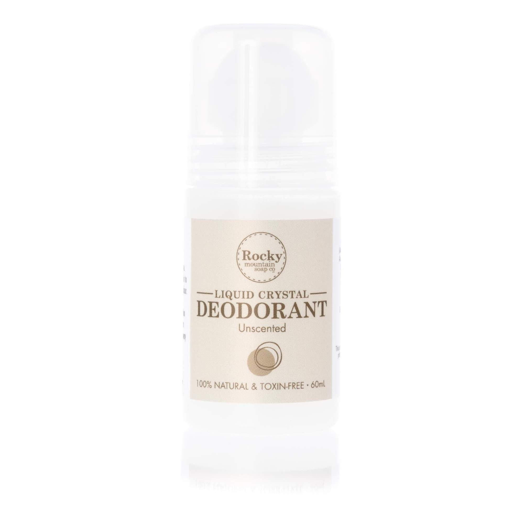 Unscented Deodorant by Rocky Mountain Soap Company