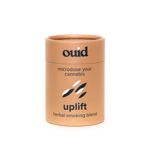 Uplift Herbal Smoking Blend by Ouid