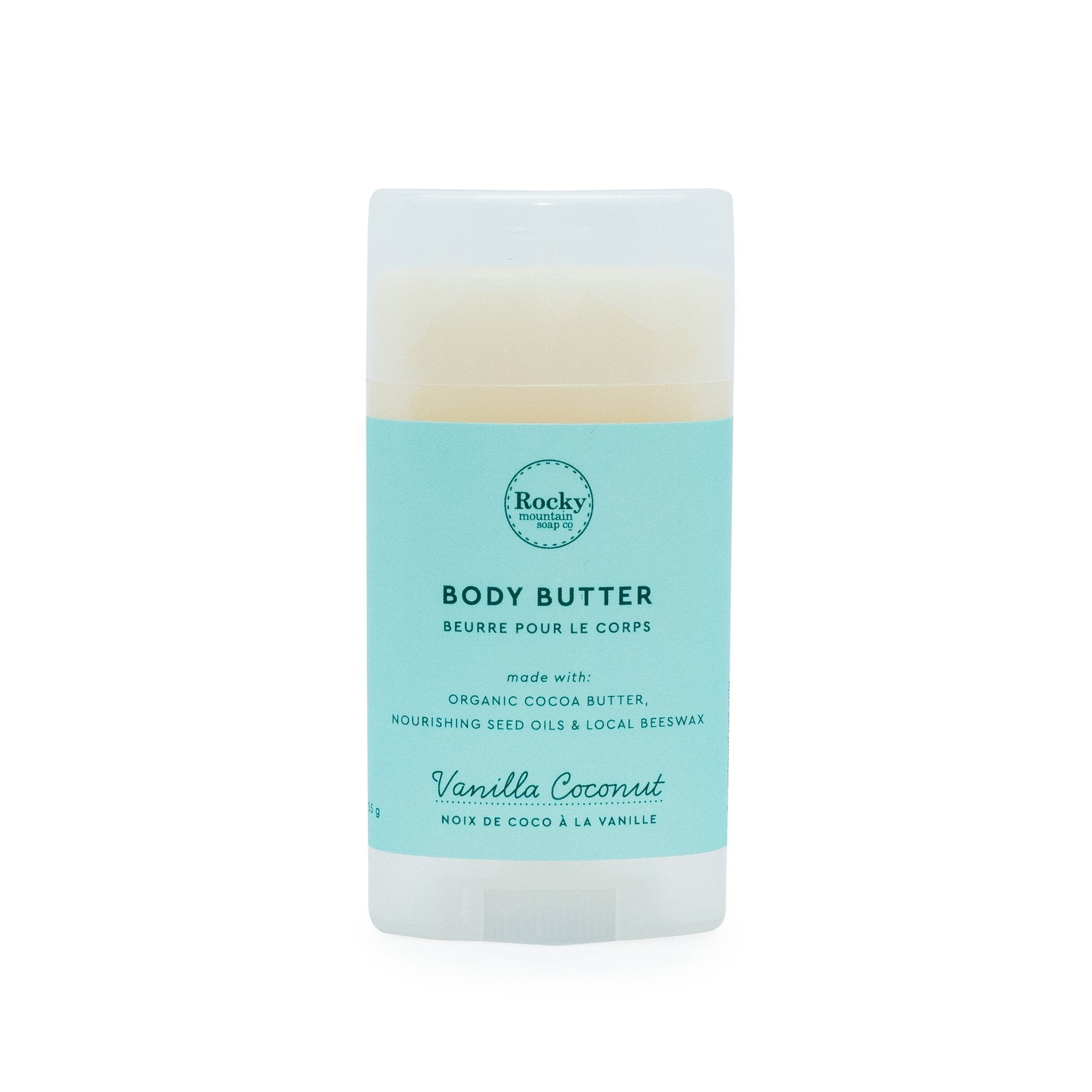 Vanilla Coconut Butter by Rocky Mountain Soap Company