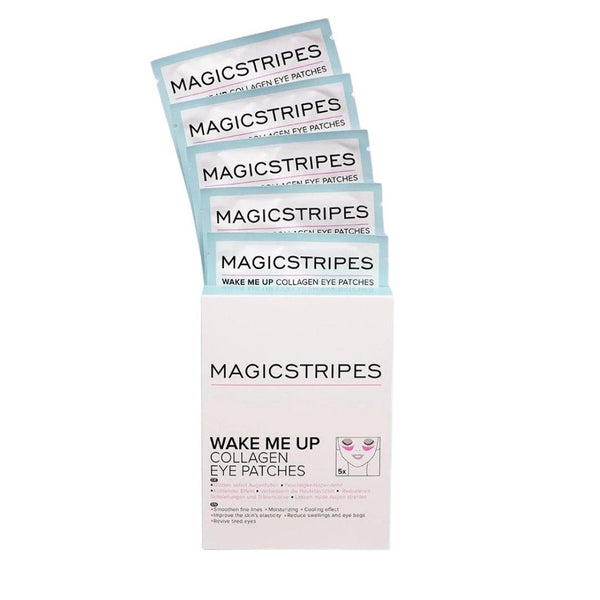 Wake Me Up Collagen Eye Patches by MagicStripes
