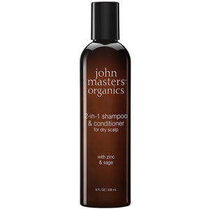 Zinc & Sage 2 in 1 by John Masters Organic