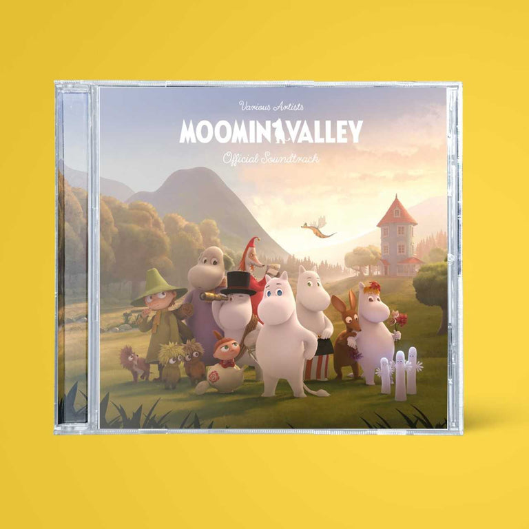 Moominvalley - CD