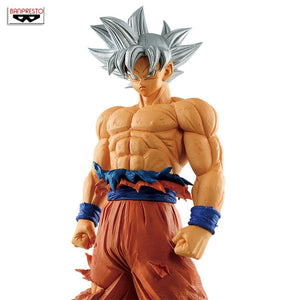 Original Banpresto ULTRA INSTINCT SON GOKU Figure