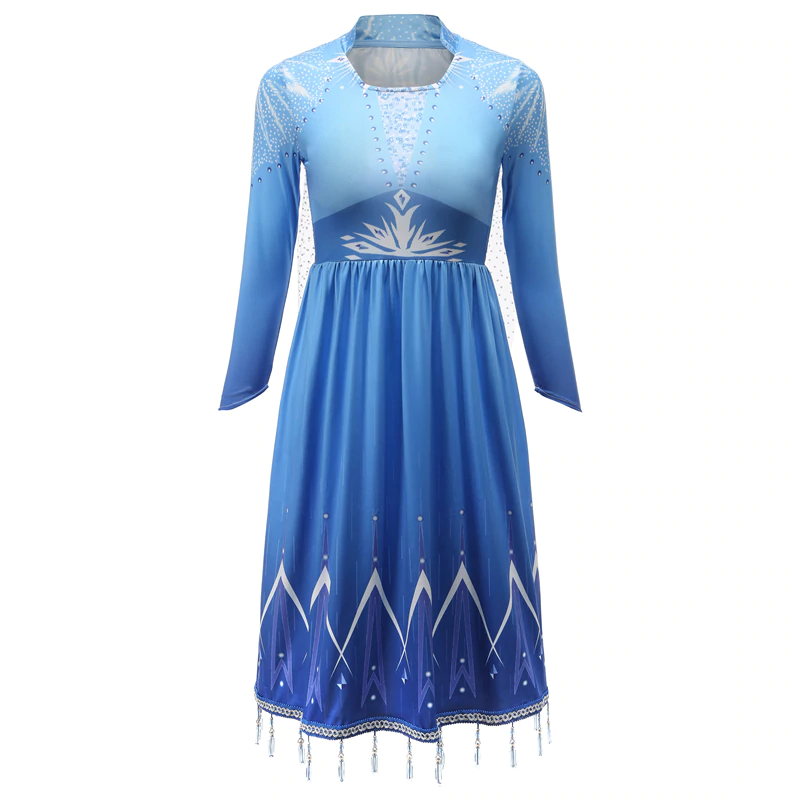 Frozen Princess Elsa Dress