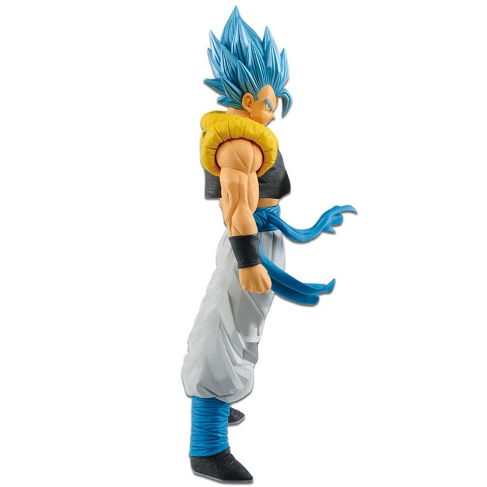 DBZ ULTIMATE SOLDIERS God Gogeta Figure Banpresto