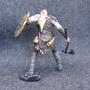 God of War 4 Kratos Figure