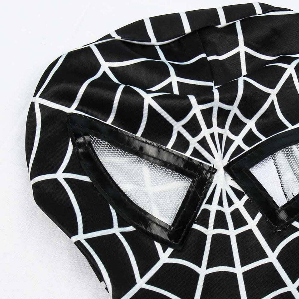 Spider-Man Black Venom Kids Adult Zentai Costume