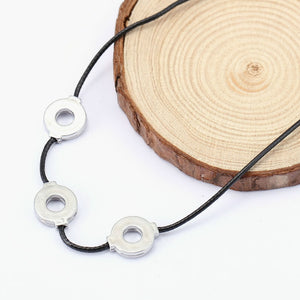 Uchiha Itachi  3 Loops Necklace