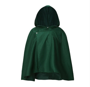 Attack on Titan Cloak Cape Clothes Cosplay Costume