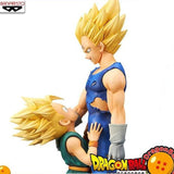 Dragon Ball Z Original Banpresto Super Saiyan Vegeta & Trunks
