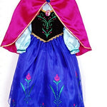 Frozen Princess Anna Dress