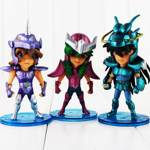 Saint Seiya Figures Mini Model Collection