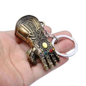 Marvel Hero Figurine Keychain