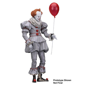 NECA Stephen King's It Pennywise Action Figure
