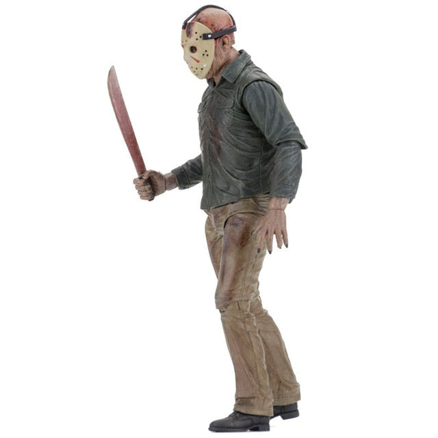 Friday the 13th The Final Chapter Jason Voorhees Action Figure
