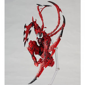 Red Venom Carnage Action Figure