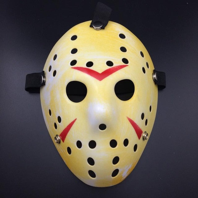 Jason Mask Friday The 13th