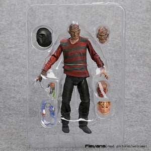 A Nightmare on Elm Street Freddy Krueger 30th Action Figure