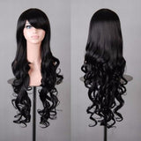 Ladies Curly Hair Anime Cosplay Wig