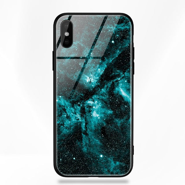 Glass Phone Case For iPhones