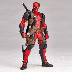 Deadpool Action Figure PVC