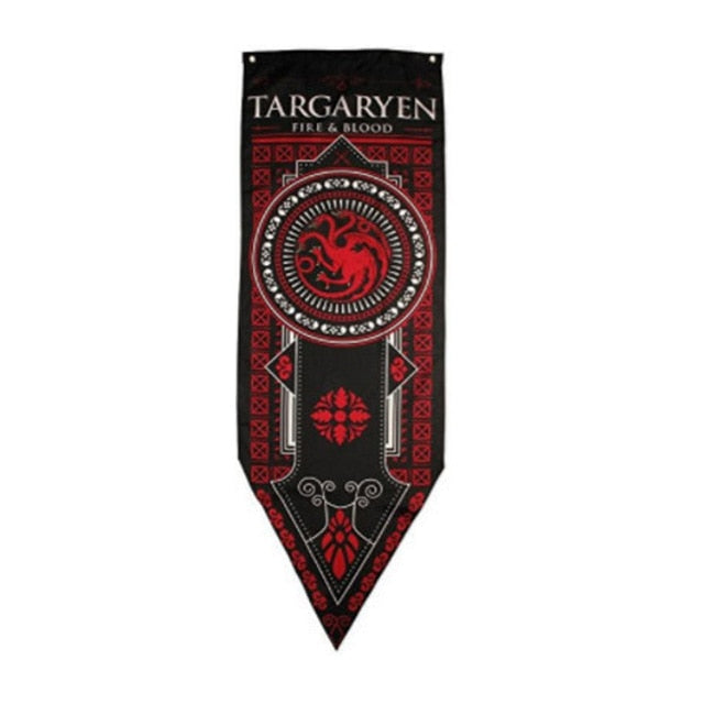 Game Of Thrones Banner Flag